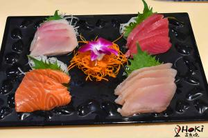 16 Pieces Sashimi