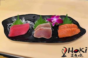 6 Pieces Sashimi